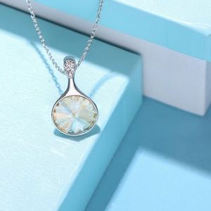 Swarovski Crystal Delicate Necklace